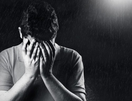 Men suffer in silence